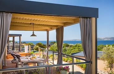 Bella Vista Premium stacaravan met een spectaculair uitzicht