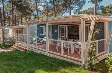 Marine Premium Family mobile home