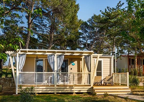 Camping Padova – Alloggio nelle case mobili | Camping Adriatic