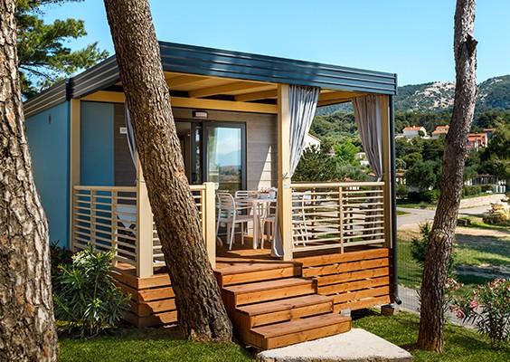 Padova Mobile homes – Camping Padova, Rab   Camping Adriatic