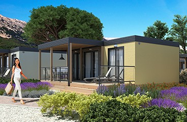 Vela Bay Premium mobile home
