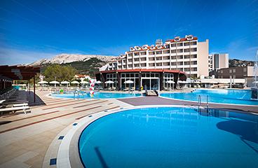 Strand en zwembad naturist camping bunculuka camping adriatic