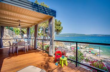 Luxury Accommodation in Camping Ježevac   Camping Adriatic
